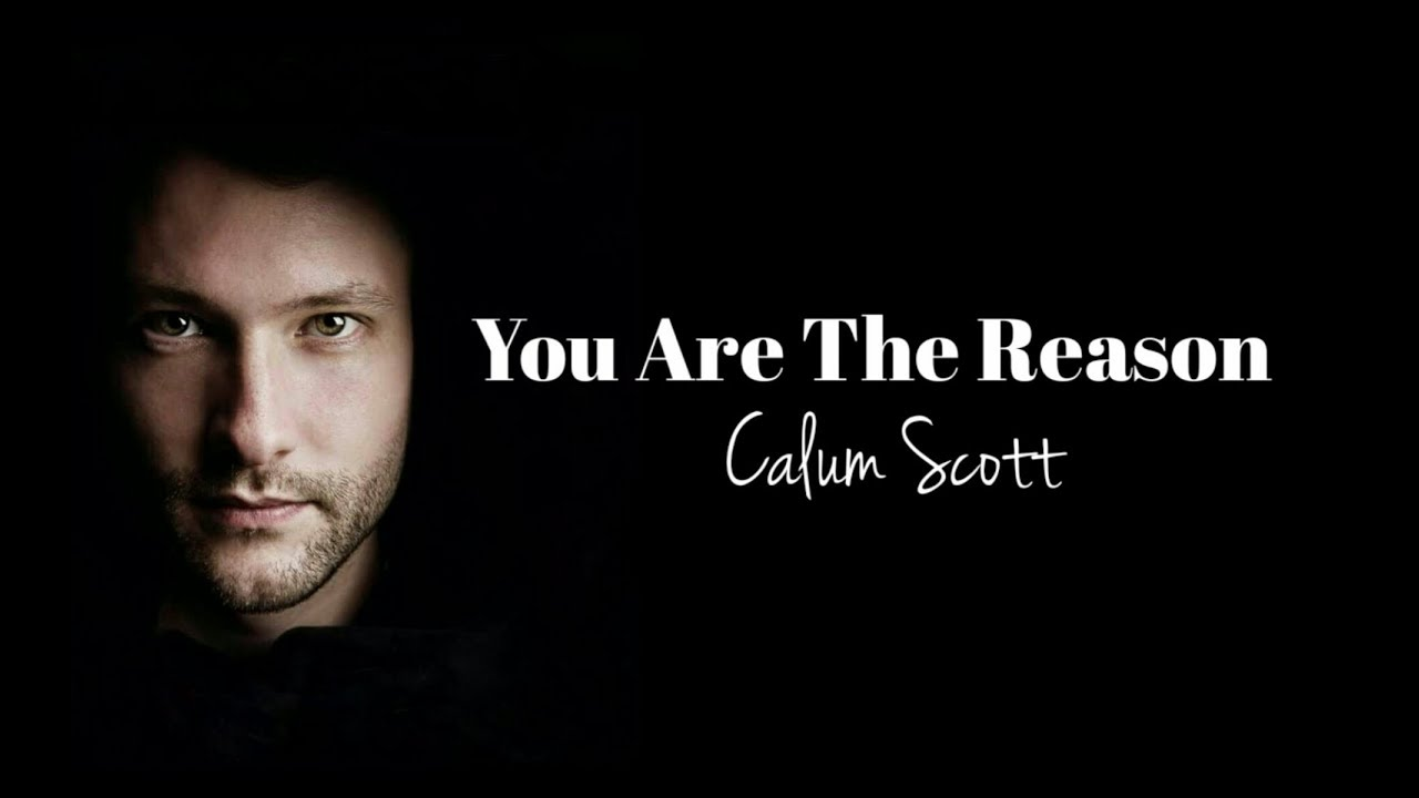 hits - You Are The Reason -Calum Scott